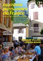 """Revue MPF n°209 sur les """"coeurs de village"""" : disponible en ligne !"""