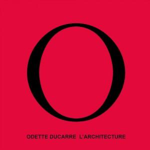 couverture+Odette+Ducarre+L'architecture