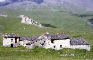 hameau de la Chavière(Termignon;PN de la Vanoise)